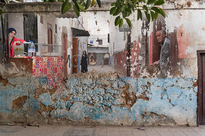 Rabat-Streets