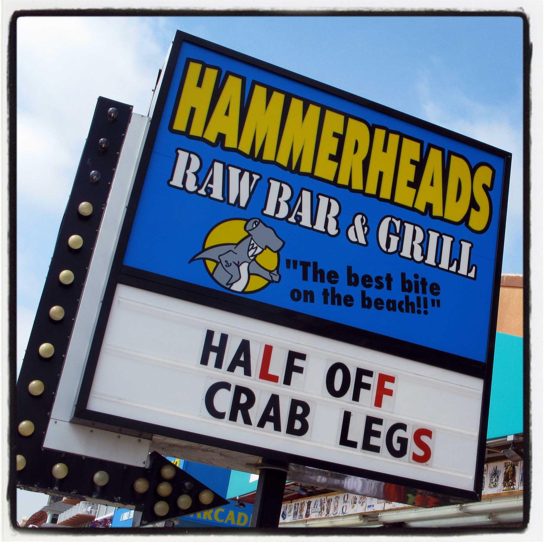 Ocean City crab