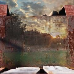 rusted sunrise